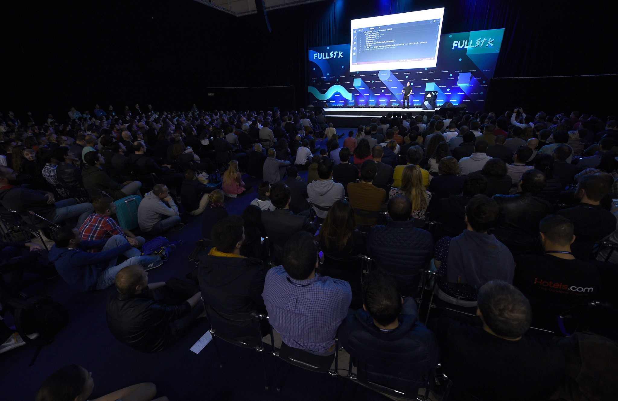 Websummit conference for web professionals