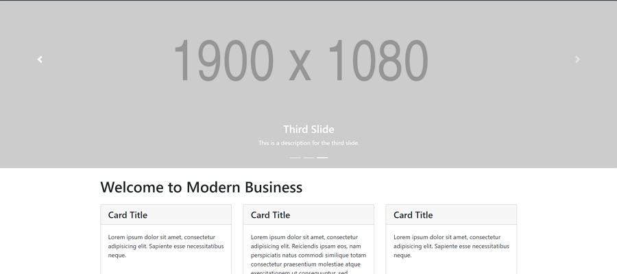 Modern-business-a-fully-loaded-Bootstrap-4-website-starter-template