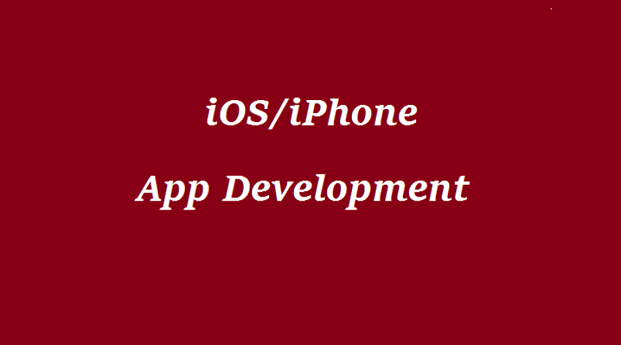 iOS APP development tutorial