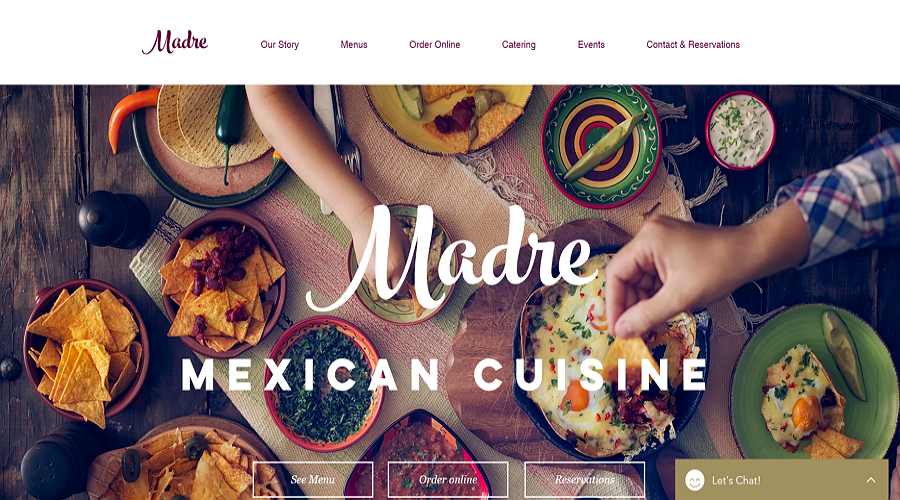 Free Responsive HTML/CSS Website Template - Madve