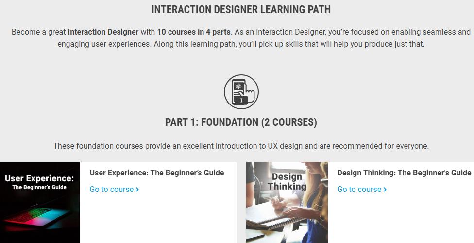 IDF (Interaction Design Foundation)