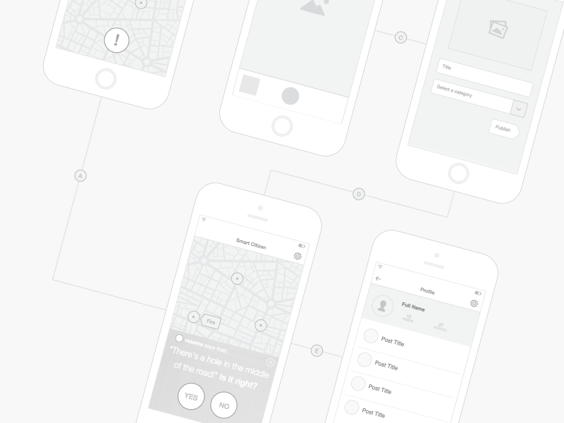 Wireframe Sketch Resource