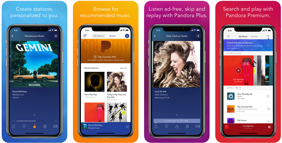 pandora-streaming-music