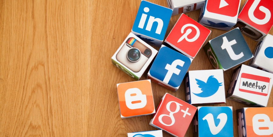 Create Social Media Accounts