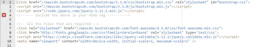 custom-login-code