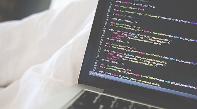 HTML and CSS code