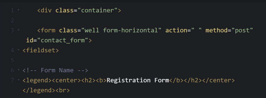 Bootstrap-3-registration-form-with-validation-code