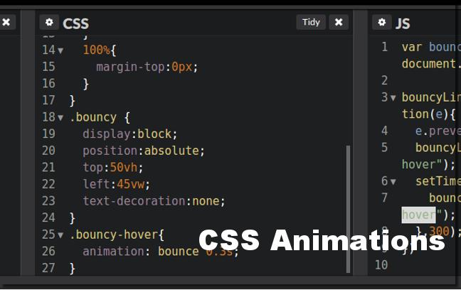 css-animation
