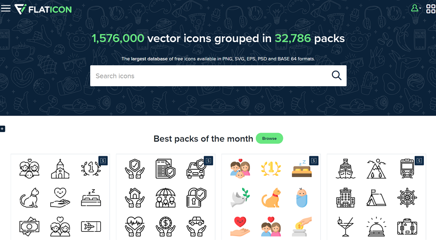 12 Best Free SVG Editors & Resources for UI/UX Designers in 2019