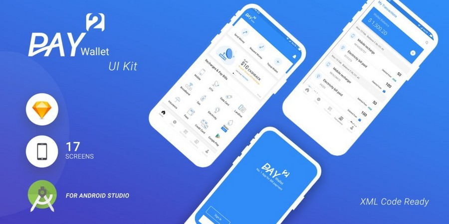 Pay2Wallet - Online Payment App