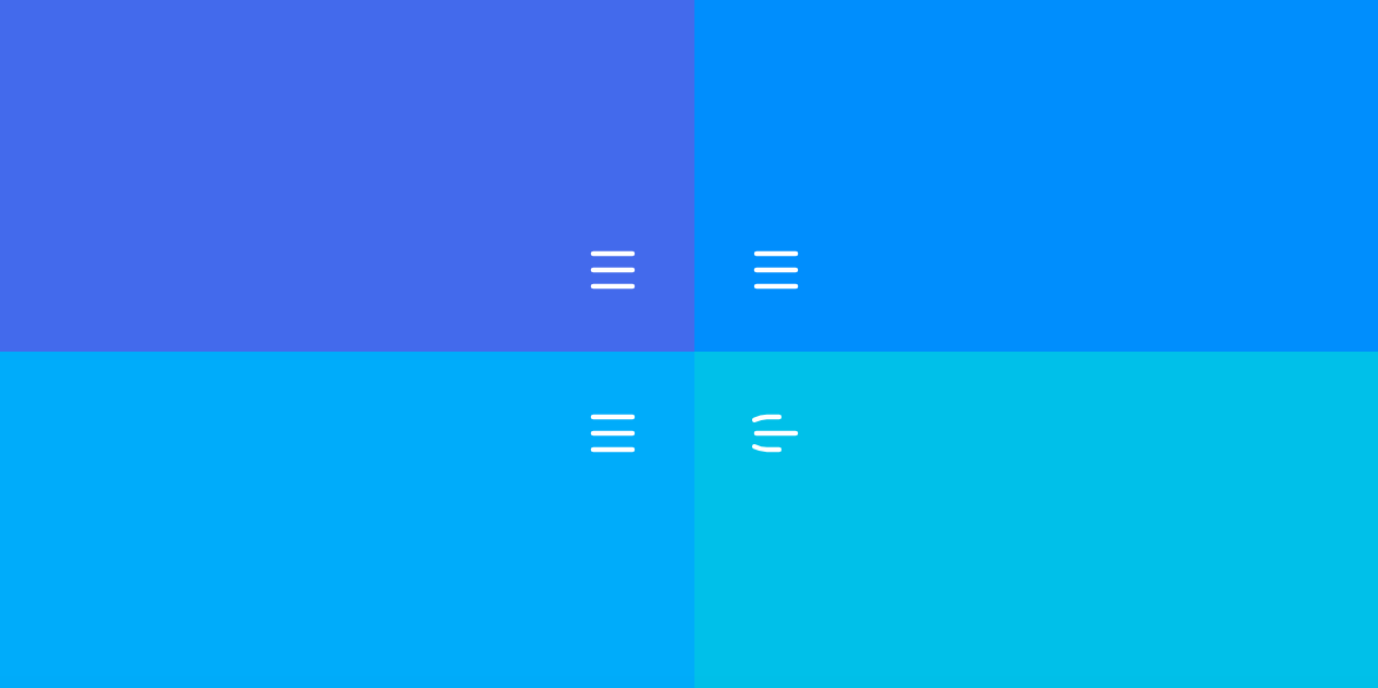 Menu Toggle Button Transitions with CSS