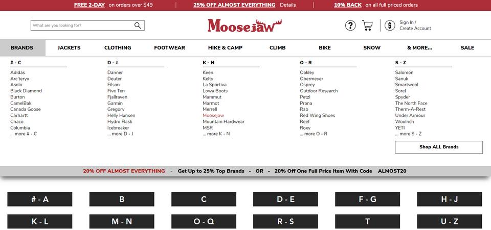 mega-menu-examples-Moosejaw.com-image
