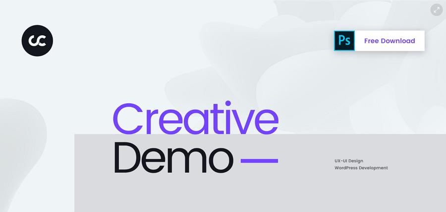 20 Best Free Photoshop Design Website Templates Psd Files