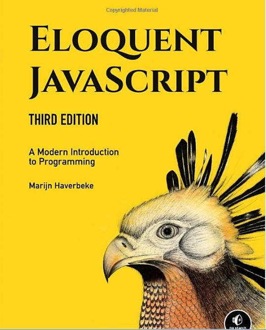 Eloquent JavaScript 3rd edition