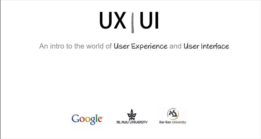 UX/UI Design Tutorial for Beginners in PDF