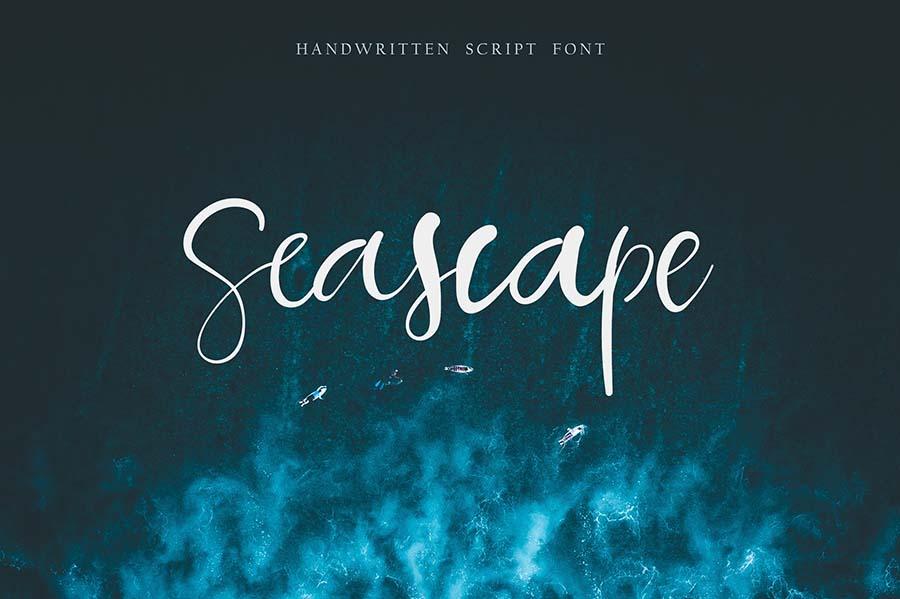 Seascape script