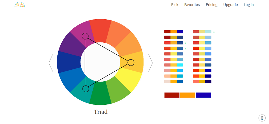 Color Supply Interesting Online Color Palette Generator