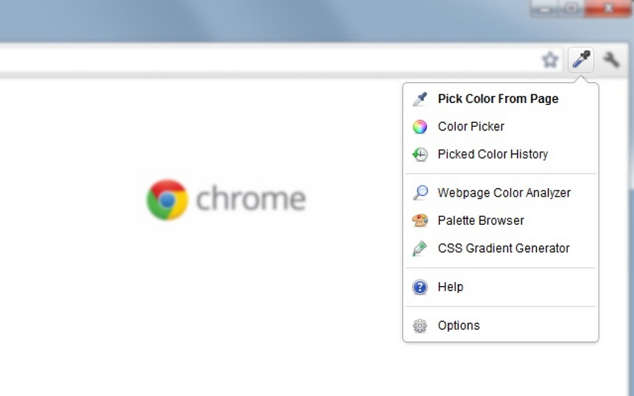 Colorzilla Color Extension for Google and Firefox Website Browsers