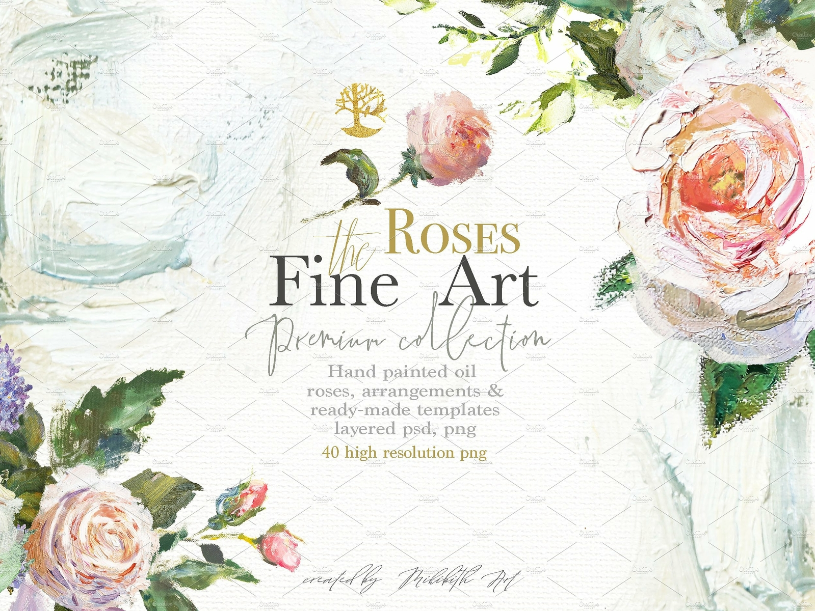 Fine Art collection Roses