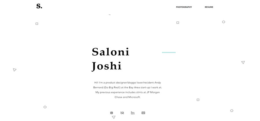 25 Best Personal Website Design Examples for Your