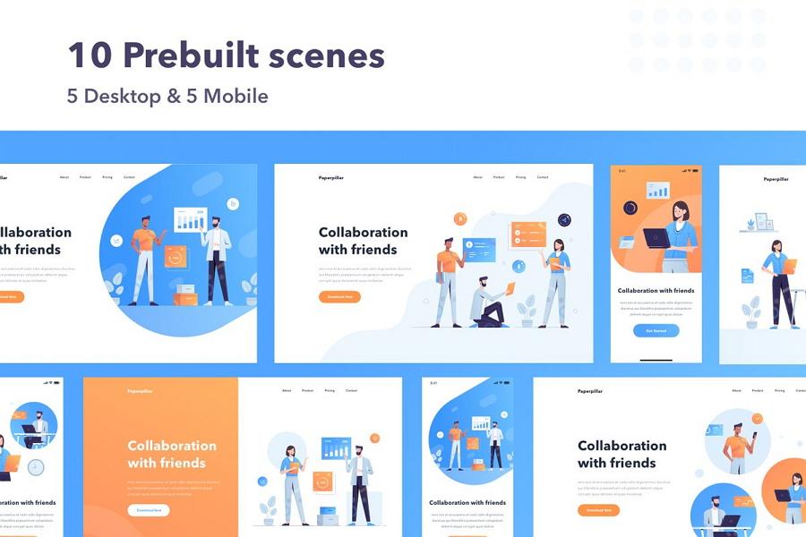 Paperpillar - Meeting App