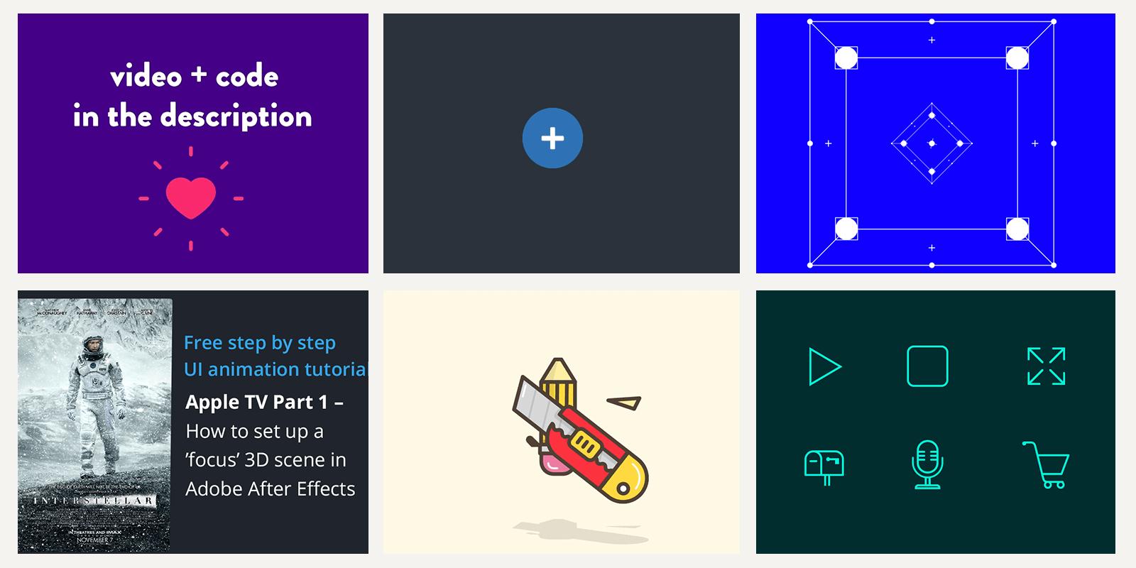 UI design tutorial