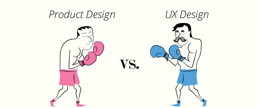 Difference between Product Design and UX design
