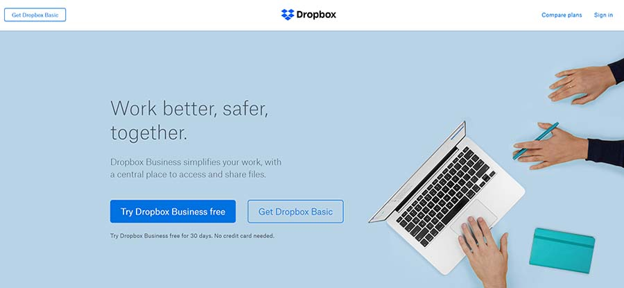 Dropbox (Business)