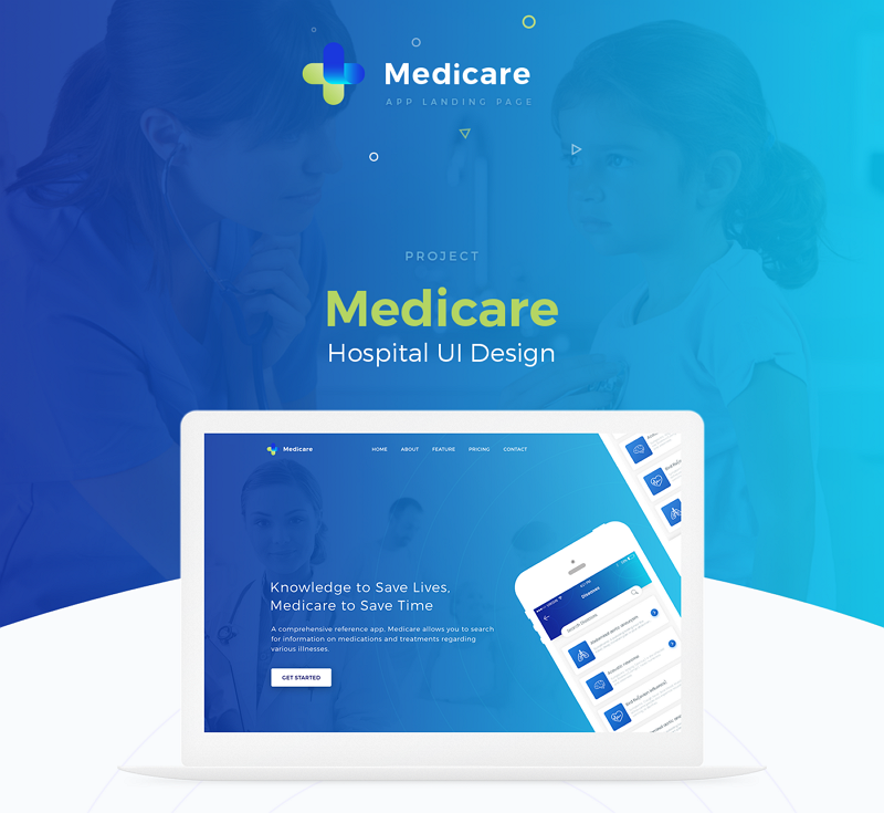 Medicare Apps Landing Page