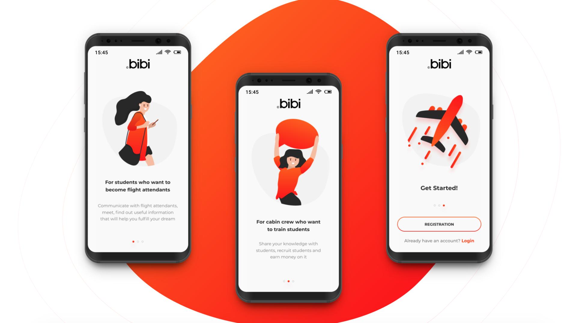 BiBi Application